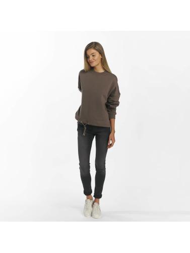 Mavi Jeans Damen Skinny Jeans Adriana Smoke in schwarz