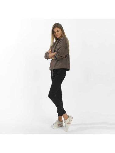 Mavi Jeans Damen Skinny Jeans Adriana in schwarz