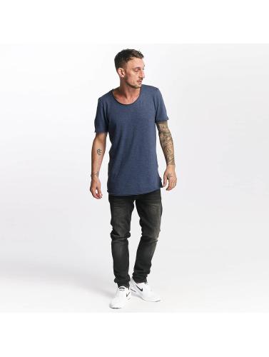 Mavi Jeans Herren Skinny Jeans James in schwarz