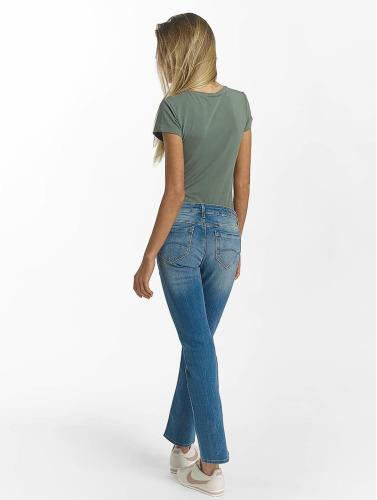 Mavi Jeans Damen Slim Fit Jeans Olivia in blau