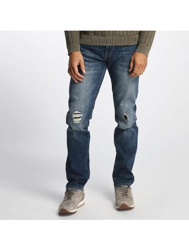 Mavi Jeans Herren Slim Fit Jeans Marcus in blau