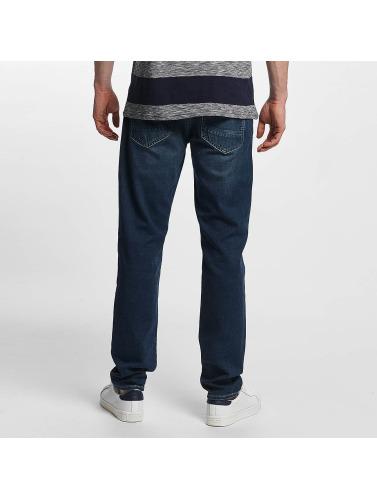 Mavi Jeans Herren Straight Fit Jeans Marcus in blau