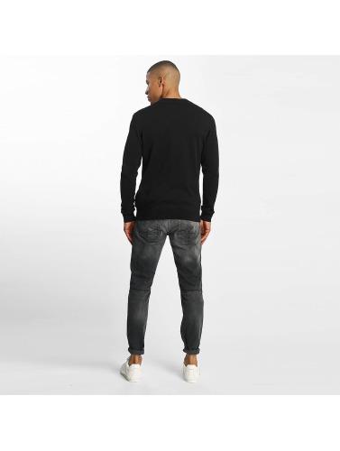 Mavi Jeans Herren Strickjacke Zip Up in grau