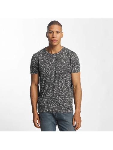 Mavi Jeans Herren T-Shirt Printed in grau
