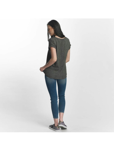 Mavi Jeans Damen T-Shirt V Neck in grün