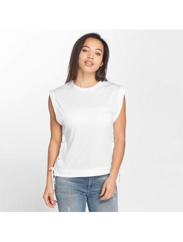 Mavi Jeans Damen Top Sleeveless in weiß