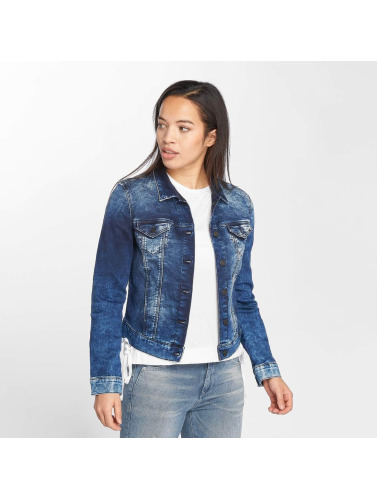 Mavi Jeans Ladies Transition Jacket In Blue Charlize