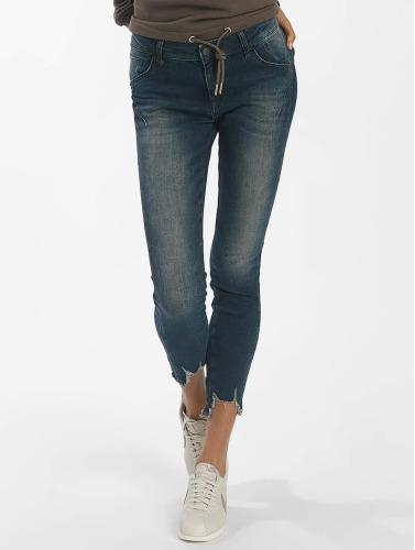 Mavi Jeans Mujeres Vaqueros pitillos Lindy in índigo