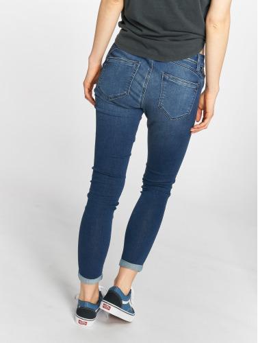 Mavi Jeans Mujeres Vaqueros pitillos Lexy in azul