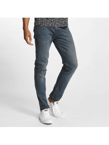 Hombres Mavi pitillos Twisted Yves Jeans in azul Vaqueros vwffHq