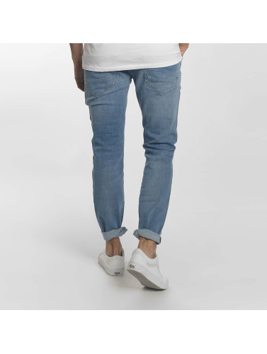 Vaqueros Hombres pitillos Mavi in Jeans azul Yves 1Pq168Bw