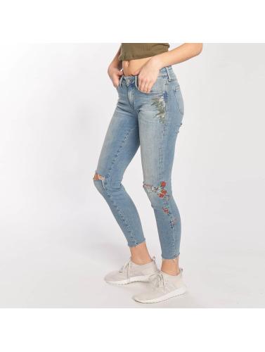 Mavi Jeans Kvinners Skinny Jeans I Blå Adriana Kostnaden for salg 9XFkCrQXF