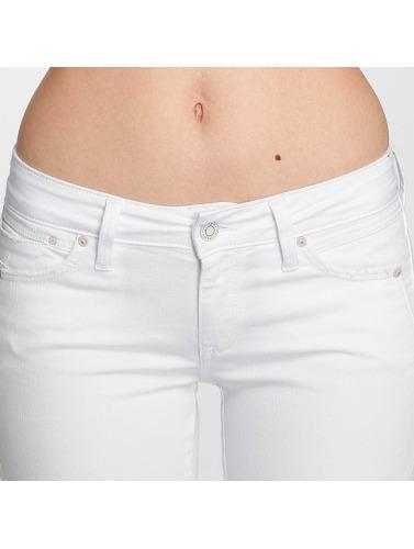 Mavi Jeans Mujeres Vaqueros pitillos Serenity in blanco