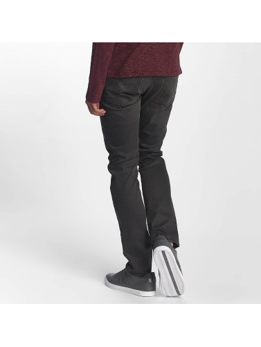 Mavi Jeans Hombres Vaqueros pitillos Yves in gris