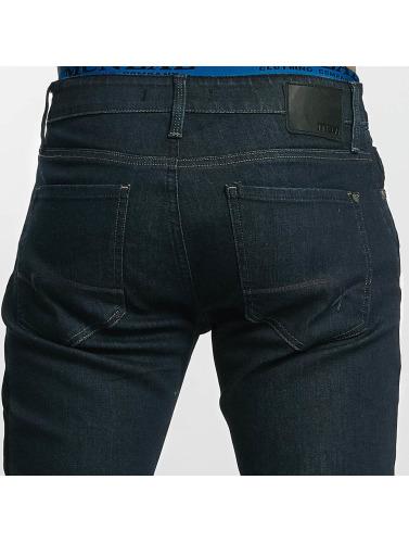 Mavi Jeans Hombres Vaqueros rectos Marcus in azul