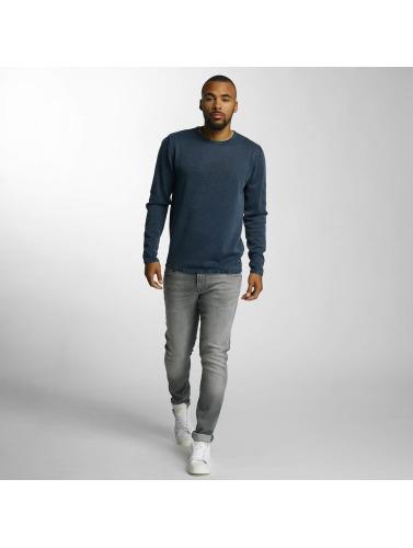 Mavi Jeans Hombres Vaqueros rectos James in gris