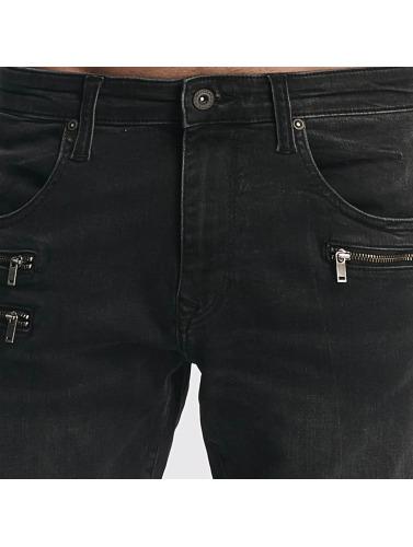 rectos Hombres Vaqueros in Jim negro Jeans Mavi wCgxq7t