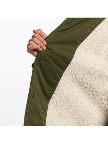 Mavi Jeans Damen Winterjacke Hooded in grün