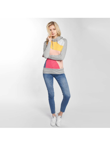 Mazine Damen Hoody Ervie Light in grau