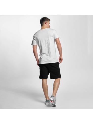 Merchcode Hombres Camiseta Superman Logo in blanco