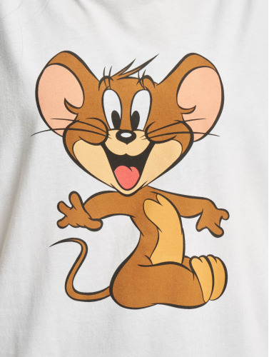 Merchcode Tom & Jerry Kvinner I Hvitt Mus billig autentisk uttak qH0OvMy
