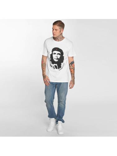 Merchcode Menn I Hvit Skjorte Che Blank billig målgang salg Eastbay rabatt 100% under $ 60 billig opprinnelige Ng9dG7Np6c