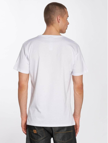 Logo Hombres Hustler blanco Merchcode Camiseta Box in wfIwqCP