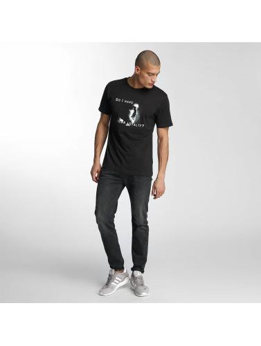 Merchcode Hombres Camiseta Godfather Loyalty in negro
