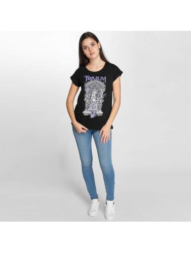Merchcode Mujeres Camiseta Trivium Durga in negro