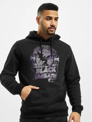Merchcode Herren Hoody Black Sabbath LOTW in schwarz