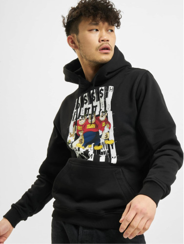 Merchcode Herren Hoody Panzerknacker Money in schwarz
