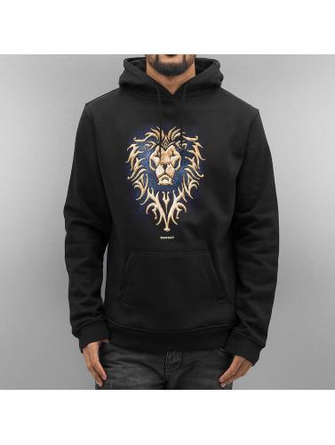 Merchcode Herren Hoody Warcraft Alliance in schwarz