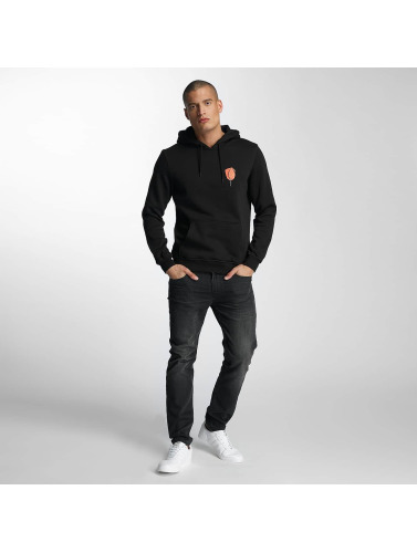 Merchcode Herren Hoody Godfather Rose in schwarz