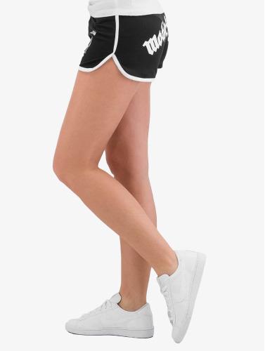 Freies Verschiffen Neue Ankunft Bester Speicher Billig Online Zu Bekommen Merchcode Damen Shorts Ladies Motörhead Logo French Terry in schwarz Spielraum Gut Verkaufen X2SgbZ