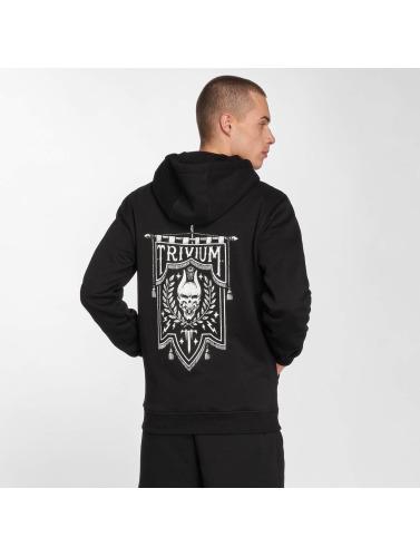 Merchcode Zip Gensere Menn I Svart Banner Oni Trivium utløp Manchester salg handle din egen nyeste sch8BHXqm