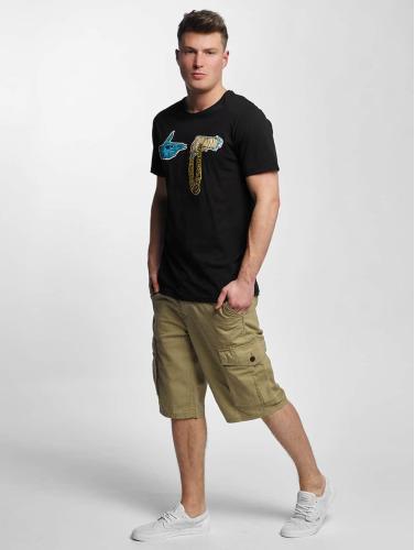 Merchcode Herren T-Shirt Run The Jewels Goldchain in schwarz