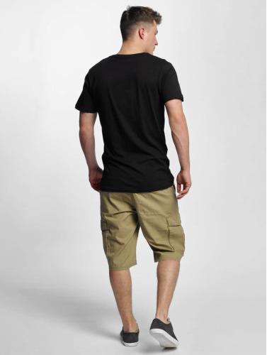 Merchcode Herren T-Shirt Linkin Park Heart in schwarz