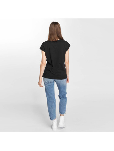 Merchcode Damen T-Shirt The Who in schwarz