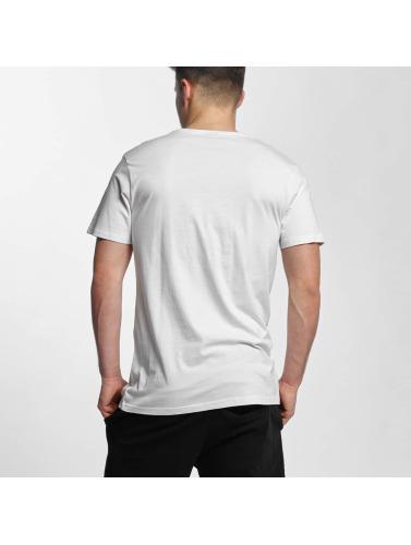 Merchcode Herren T-Shirt Superman Logo in weiß