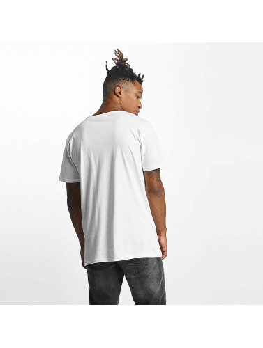 Merchcode Herren T-Shirt Justice League in weiß