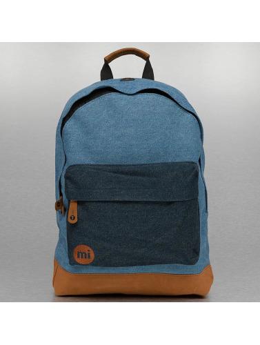 Mi-Pac Rucksack Denim Patch Premium in blau