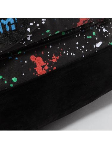 Mi-Pac Rucksack Splattered in schwarz