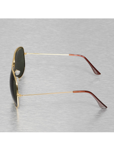 Miami Vision Sonnenbrille Vision in goldfarben