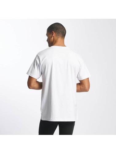 Mister Tee Hombres Camiseta I Spy in blanco