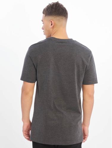 Mister Tee Hombres Camiseta Run DMC in gris
