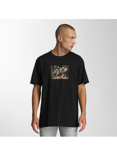 utløp wiki footaction Mister Tee Hombres Camiseta Siste Natt I Neger tL6ls