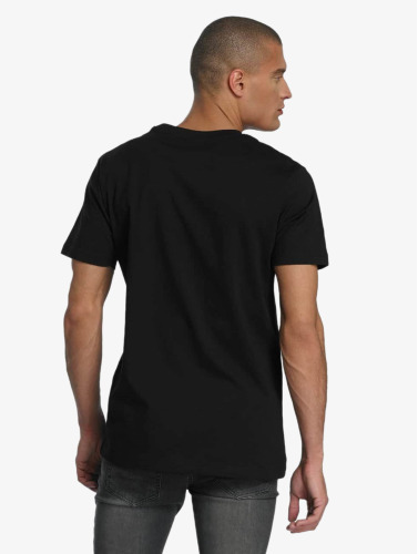 Mister Tee Hombres Camiseta 2Pac Judge in negro