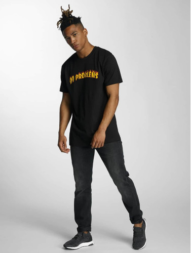 Mister Tee Hombres Camiseta 99 Problems in negro