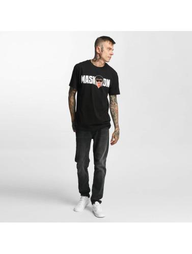 Mister Tee Hombres Camiseta Maske På Masken I Neger gratis frakt salg XcLyi