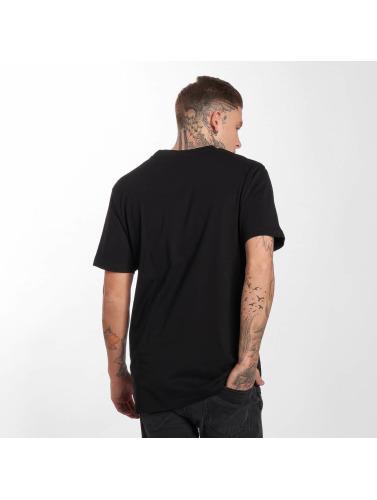 Mister Tee Hombres Camiseta F**KIT FR in negro